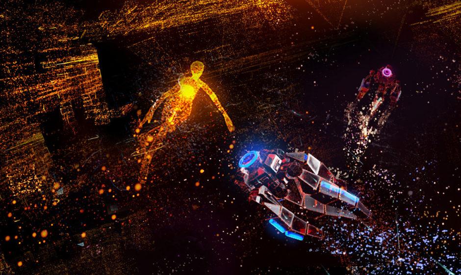 Rez Infinite arriva su PC: ecco il trailer di lancio