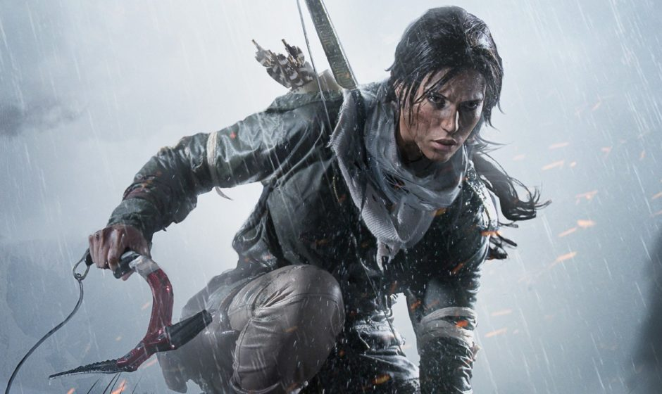 Gamescom 2017: Rise of the Tomb Raider, trailer migliorie Xbox One X