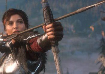 Lara Croft nel primo scatto fotografico del film Warner Bros.