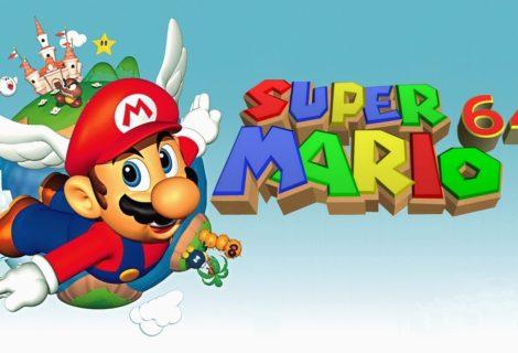 Super Mario 64 - Ottenere tutte le stelle segrete