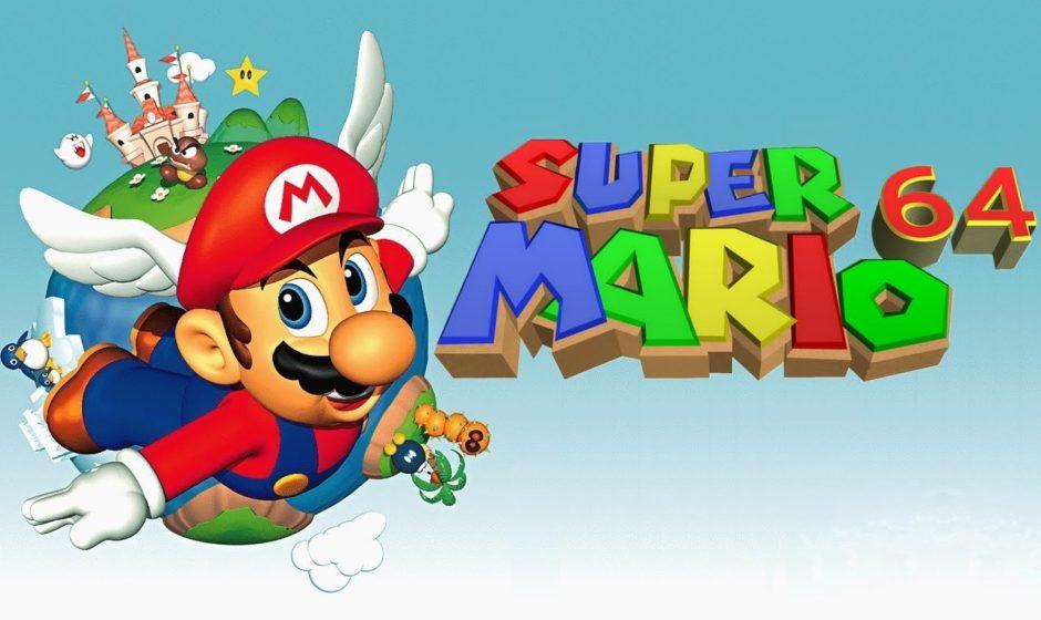 Super Mario 64: raggiunto un nuovo record mondiale