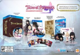 Tales of Berseria, data d'uscita europea e Collector's Edition
