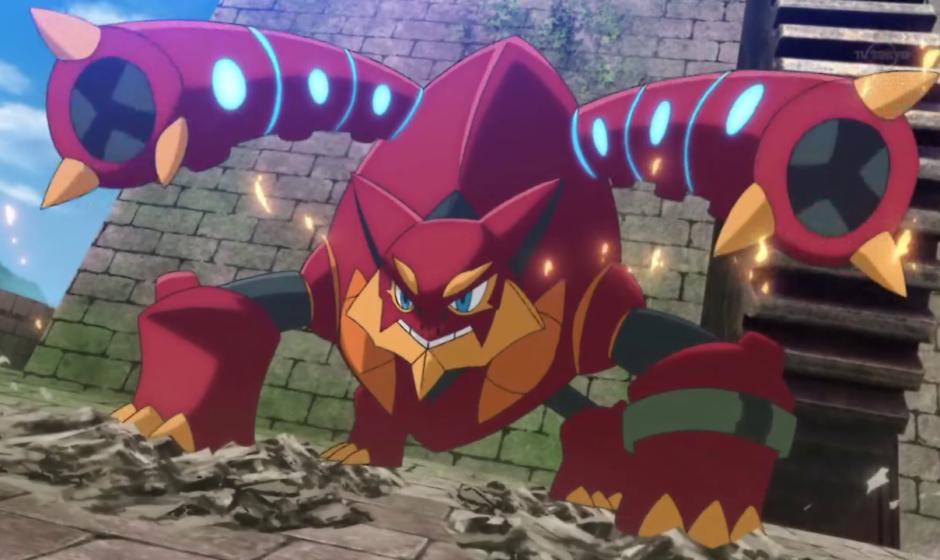 Ecco come ottenere il pokémon leggendario Volcanion!