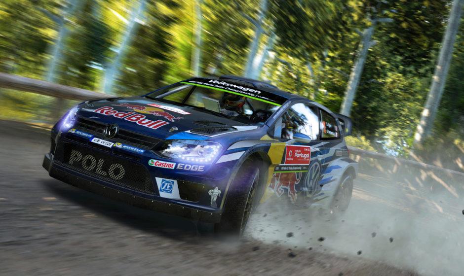 Trailer di lancio per WRC 6