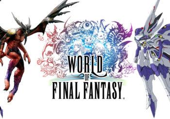 Xenogears approda in World of Final Fantasy