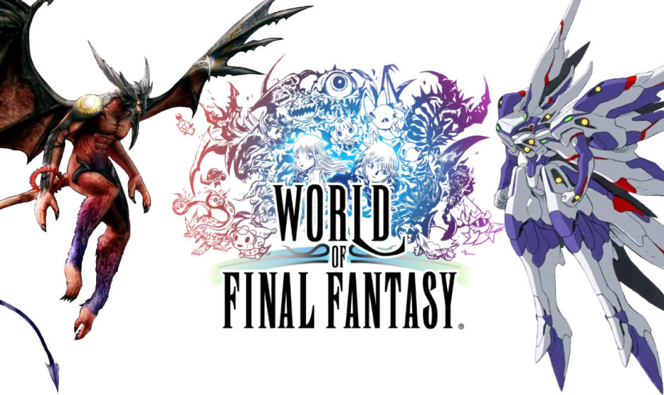 Annunciato World of Final Fantasy: Meli-Melo per smartphone