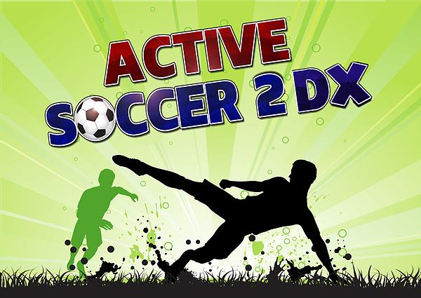 Active Soccer 2 DX in arrivo su PS4 e PS Vita
