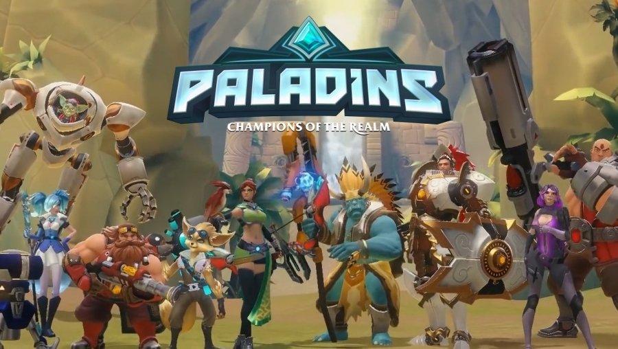 Paladins, la Beta sbarca su PlayStation 4 e Xbox One