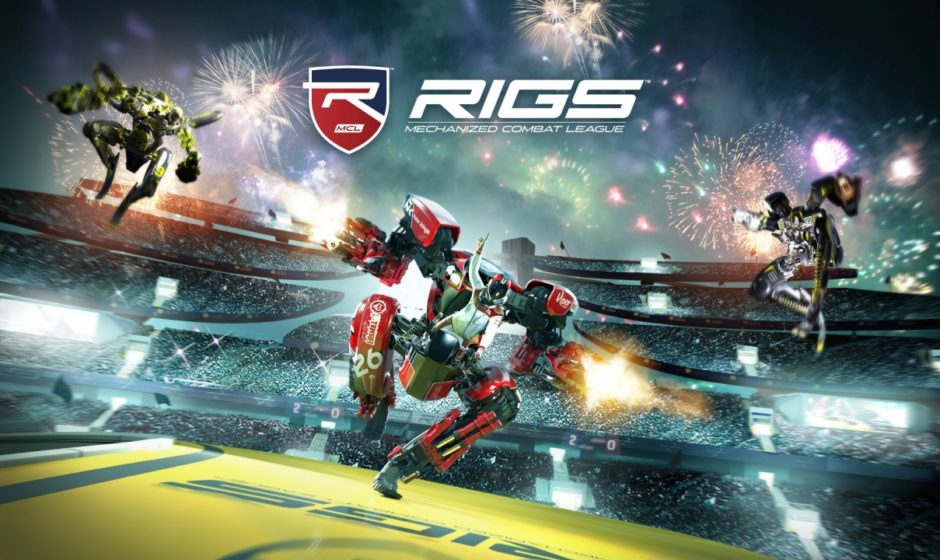 RIGS: Mechanized Combat League - Recensione