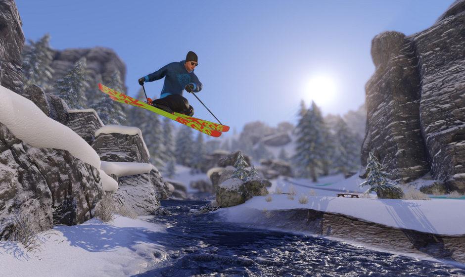 In arrivo gratuitamente SNOW su PS4!