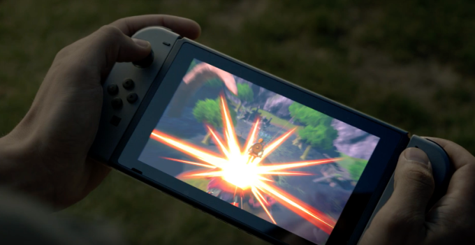 NX si rivela: ecco a voi Nintendo Switch