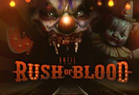 Trailer di lancio per Until Dawn: Rush of Blood