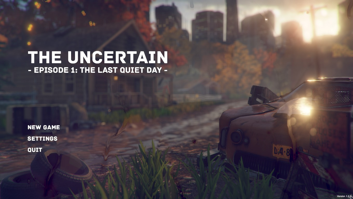 The Uncertain Episode 1: The Last Quiet Day – Recensione