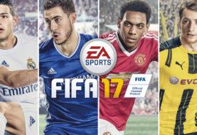 FIFA 17, patch 1.08 online su PS4 e Xbox One
