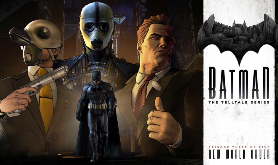 Batman: The Telltale Series – Ep. 3 New World Order – Recensione