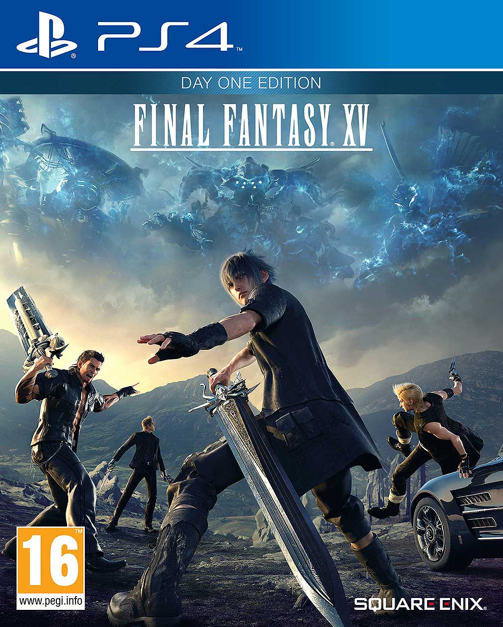 Cover Final Fantasy XV