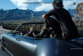 Final Fantasy XV, disponibile l'update 1.03