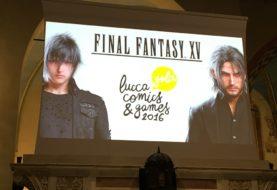 Final Fantasy XV a Lucca: l'Italia di Tabata e intervista a Sawatari sui DLC