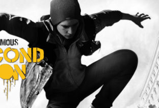 Una patch a supporto di PS4 Pro per inFamous: Second Son