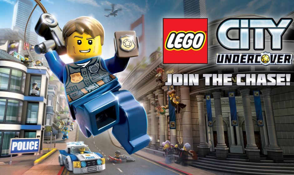 Lego City Undercover in arrivo su Switch, PS4, Xbox One e PC