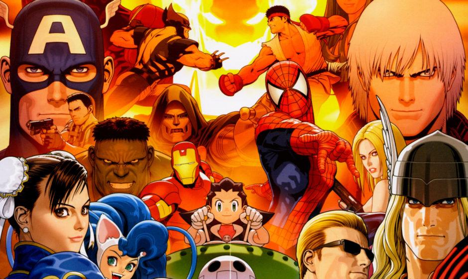 Marvel vs Capcom 4 verrà rivelato al PlayStation Experience?