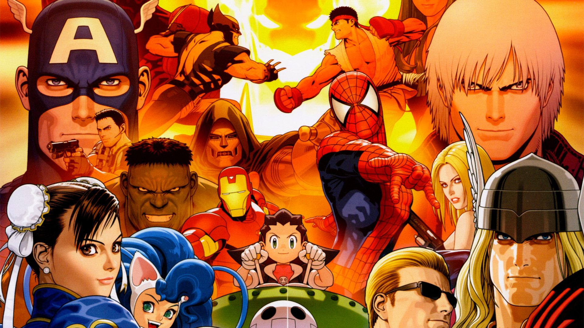 Marvel vs Capcom 4 - Nerdpool.it