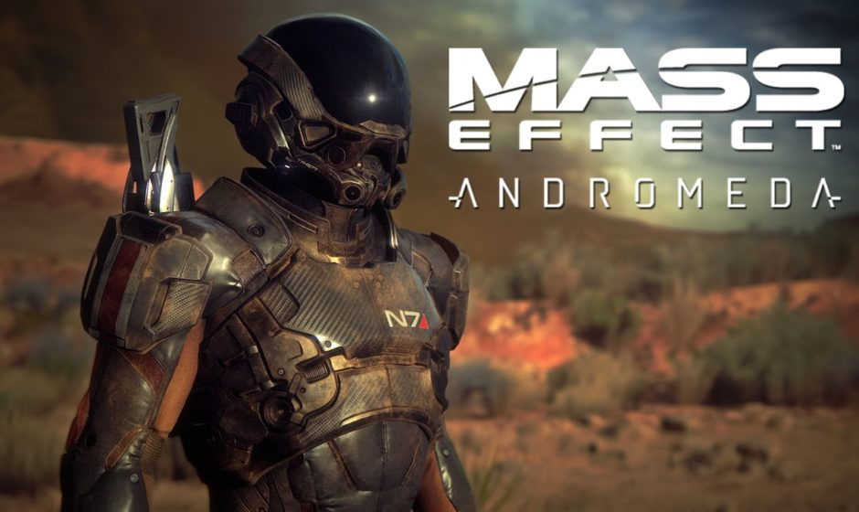 Mass Effect Andromeda: disponibile patch 1.10