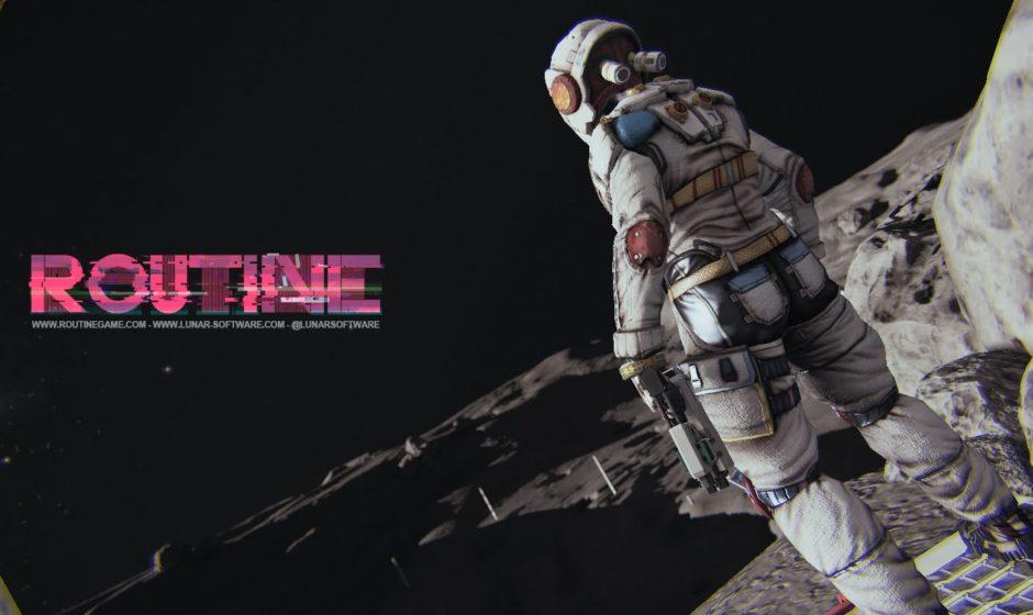Il Sci-Fi Survival Horror Routine in arrivo a Marzo su PC