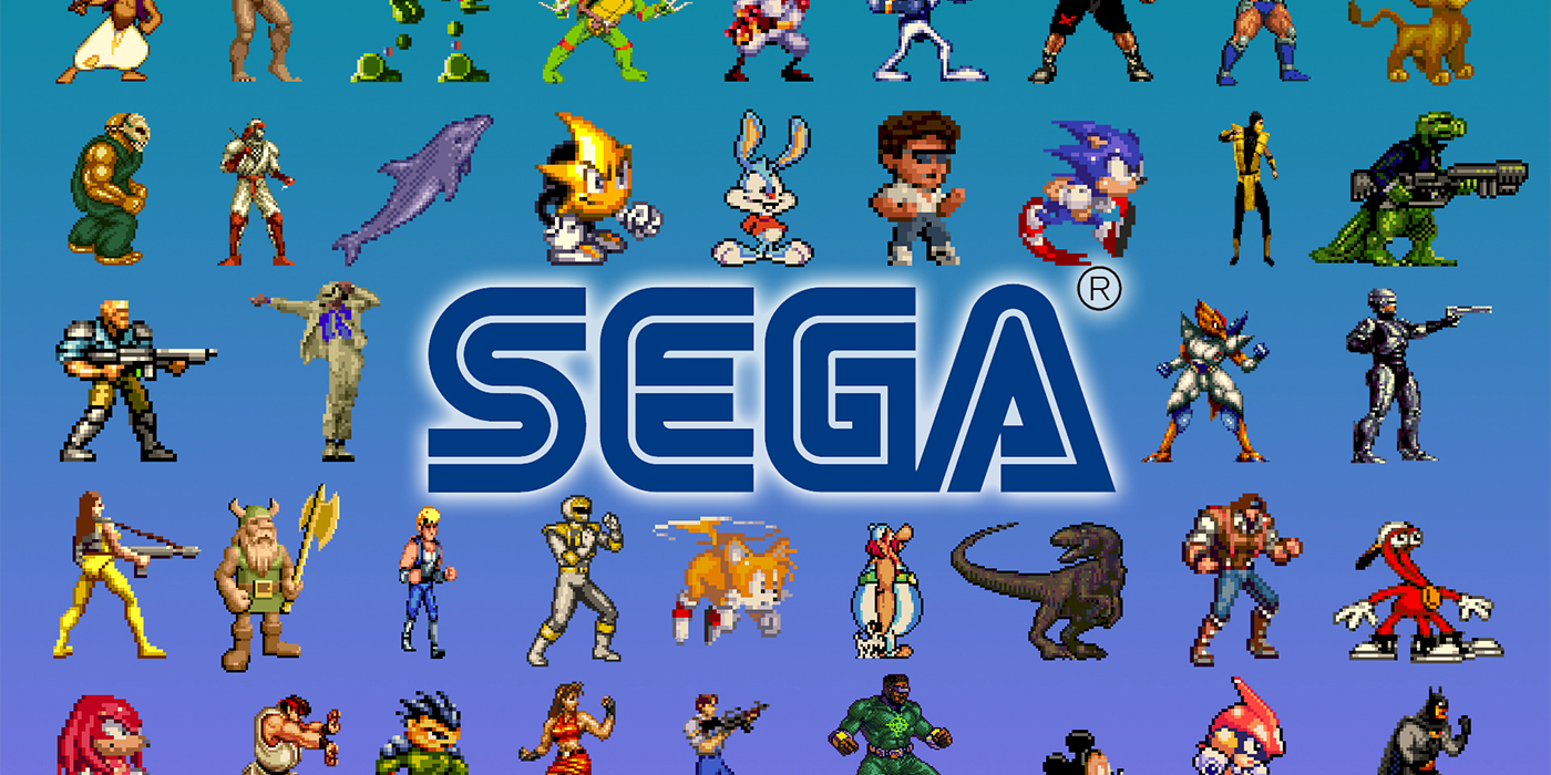 SEGA 3D Classic Collection