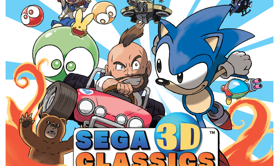 SEGA 3D Classics Collection - Recensione