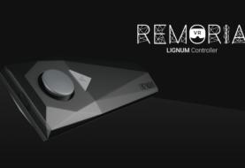 Lignum, il motion controller per visori VR mobile che tutti aspettavamo