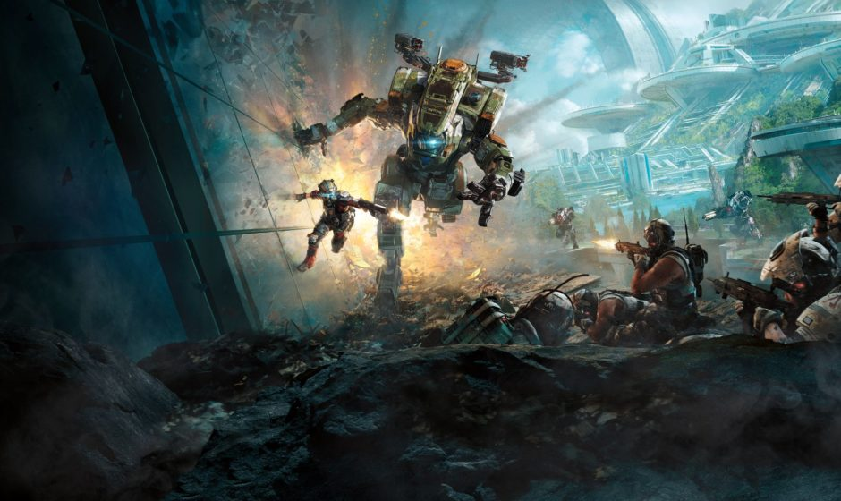 Titanfall 2: dal 30 Novembre disponibile la trial multiplayer