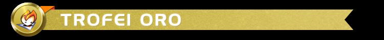 Trofei Oro