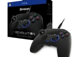 Revolution, il nuovo pad Pro per PlayStation 4 sviluppato da Nacon