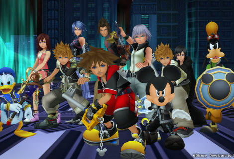Kingdom Hearts HD 2.8 Final Chapter Prologue - Provato