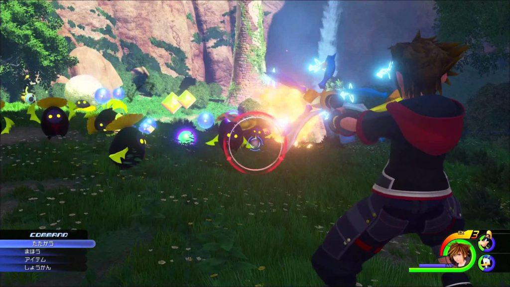 Kingdom Hearts 3 mondi