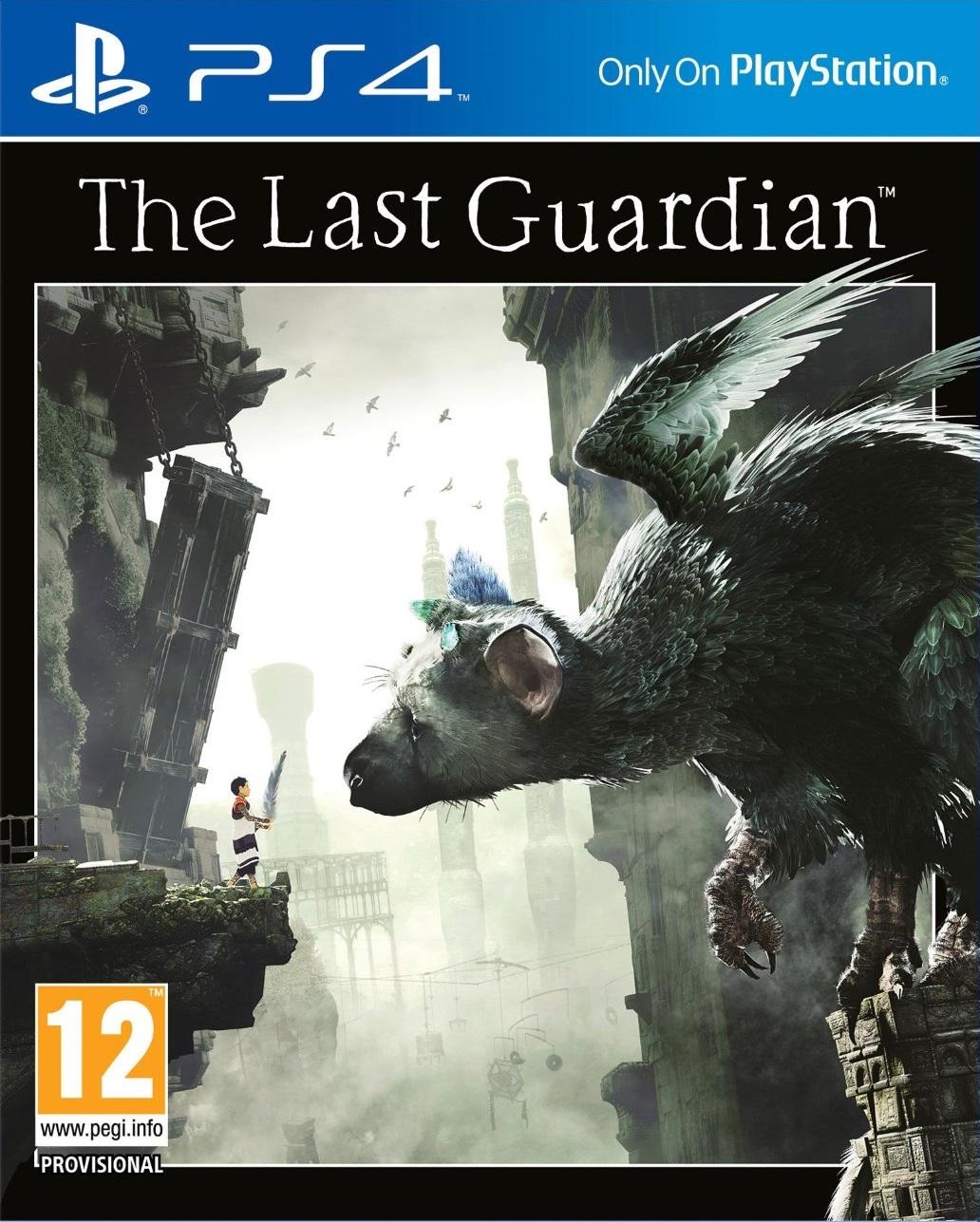 The Last Guardian: due patch saranno disponibili al day-one