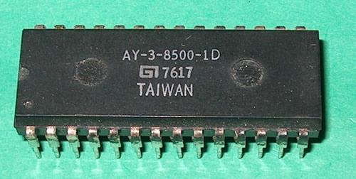 general instruments ay-3-8500