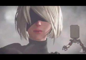 Un assaggio di gameplay di NieR: Automata