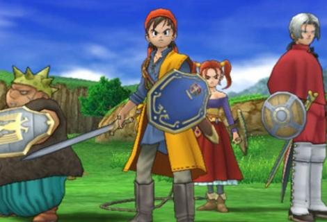 Dragon Quest VIII: L'Odissea del Re Maledetto - Anteprima 3DS