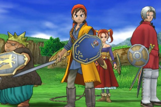 Dragon Quest VIII: L'Odissea del Re Maledetto - Anteprima 3DS