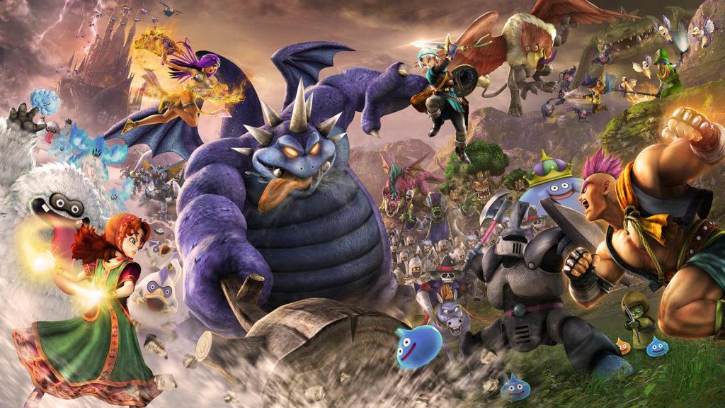 Dragon Quest Heroes III