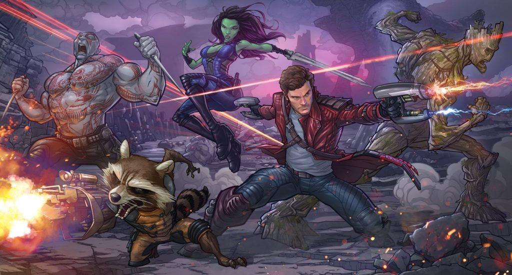 Guardiani della Galassia The Telltale Series