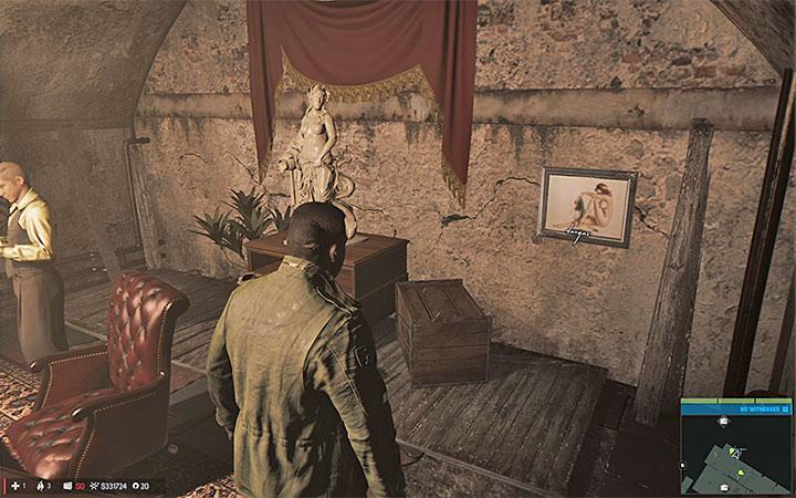 mafia 3 dipinti vargas