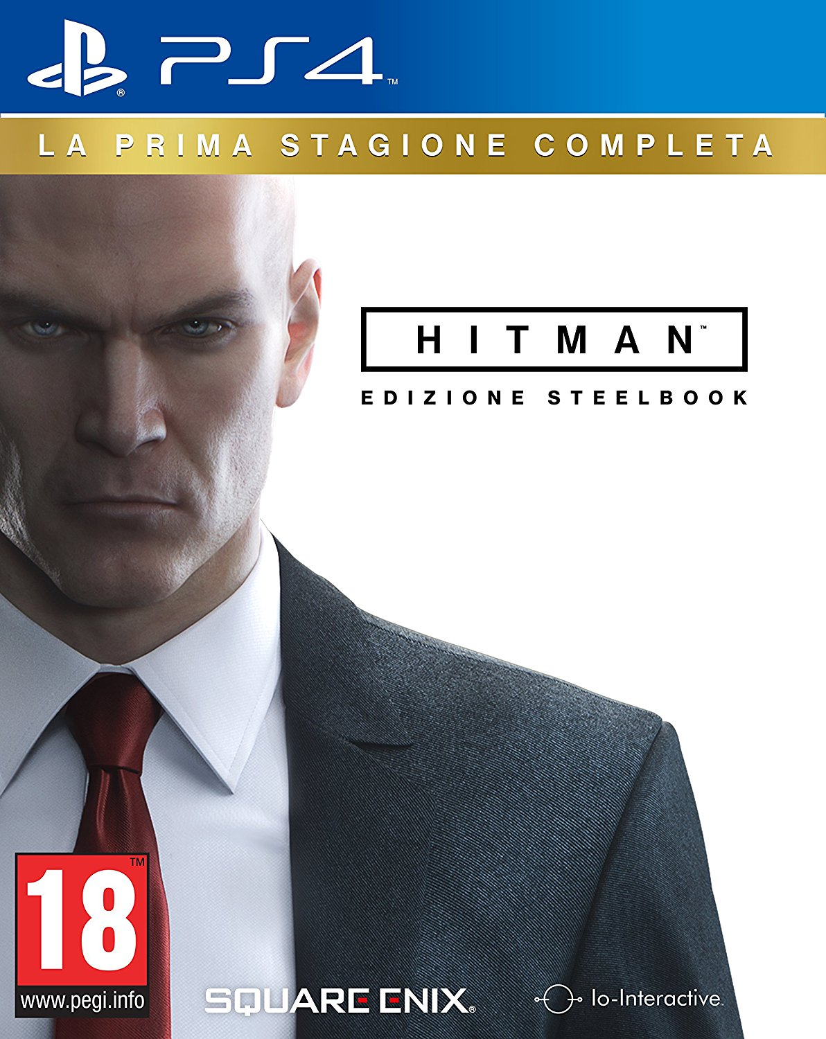 Cover Hitman Complete First Season
