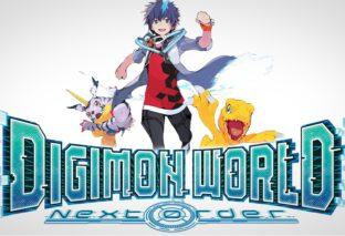 Il trailer di lancio di Digimon World: Next Order