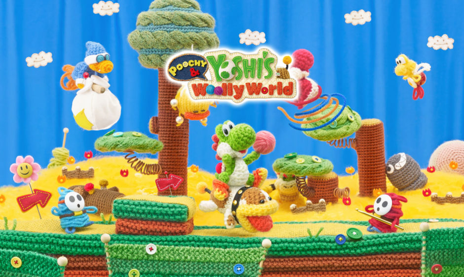 Poochy & Yoshi's Woolly World - Recensione