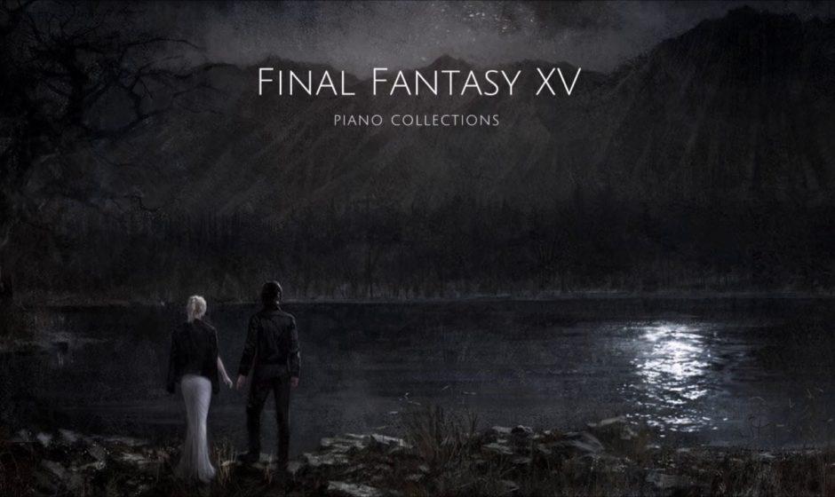 In arrivo la Piano Collection di Final Fantasy XV
