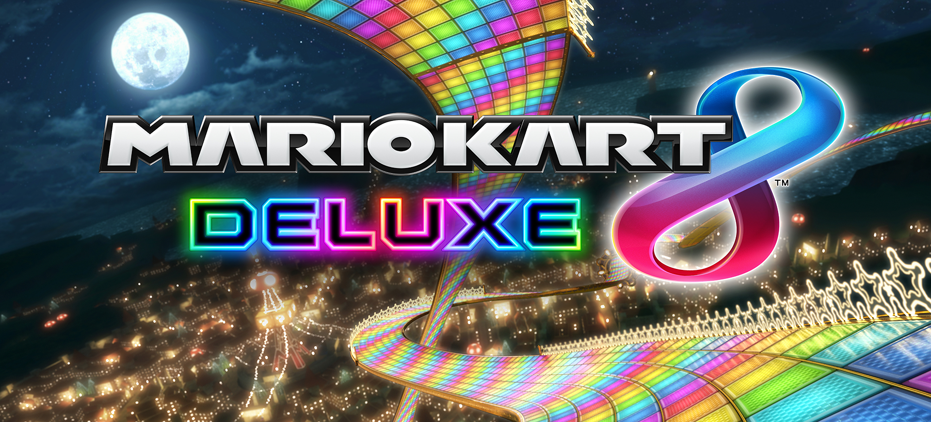 annunciato mario kart 8 deluxe per nintendo switch gamesource. Black Bedroom Furniture Sets. Home Design Ideas