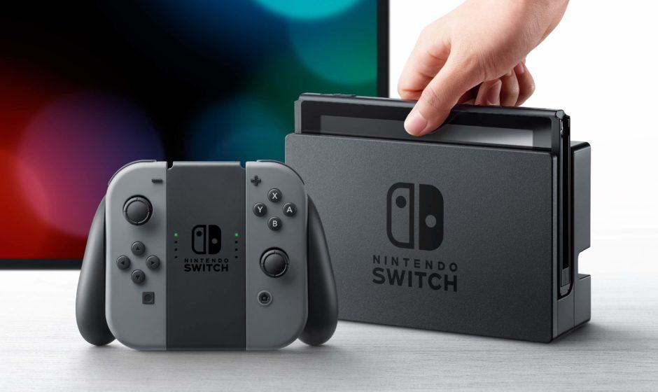 Nintendo Switch - Tutto sulla console e la sua data d'uscita